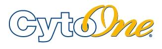 CytoOne Logo